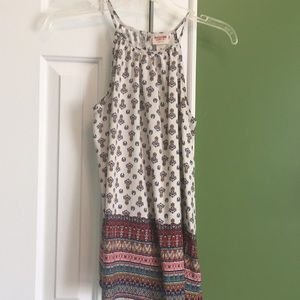 Flowy camisole top